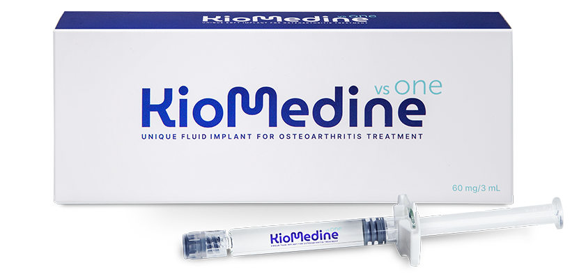 Packshot product Kiomedine One
