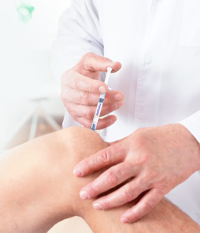 Image of Injection to tackle OA pain